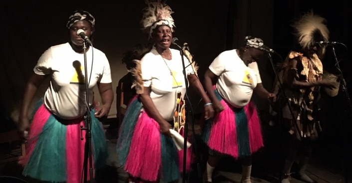 Ogoya Nengo and the Dodo Women's group